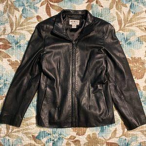 Vintage lambskin jacket